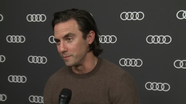 INTERVIEW Milo Ventimiglia on this Audi preEmmy event has been the favorite way for Hollywood to kickoff Emmy's week for seven years what does he...