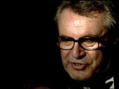 milos forman at the 1997 academy awards vanity fair party at the shrine auditorium in los angeles california on march 24 1997 - 69th annual academy awards stock videos and b-roll footage