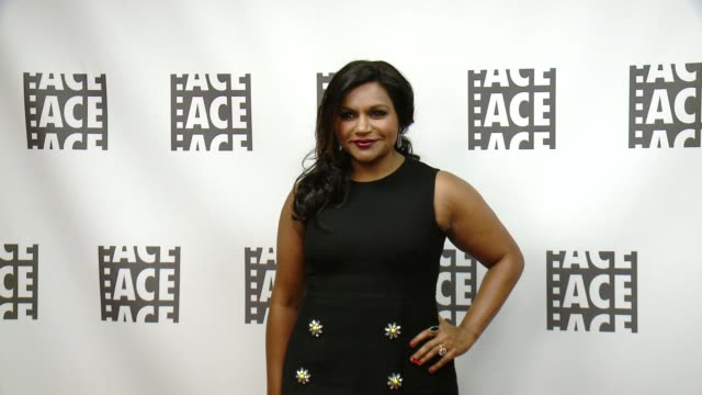 Mindy Kaling at 66th Annual ACE Eddie Awards in Los Angeles CA