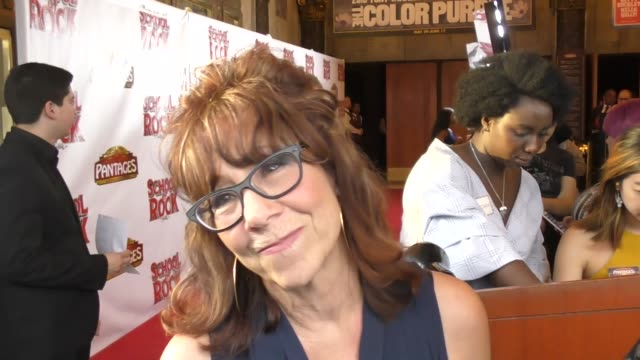 interview mindy sterling shares her thoughts on verne troyer outside the pantages theater in hollywood in celebrity sightings in los angeles - verne troyer stock videos & royalty-free footage