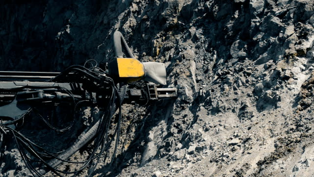 mineral exploration - gold mine stock videos and b-roll footage