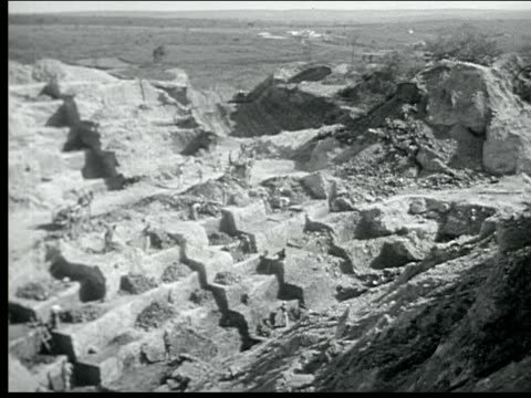 1940 mineral wealth of southern brazil - schist stock videos and b-roll footage