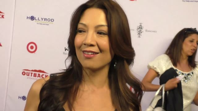 ming-na wen at the designcare gala at the lot studios on august 08, 2015 in los angeles, california. - ming na stock videos & royalty-free footage