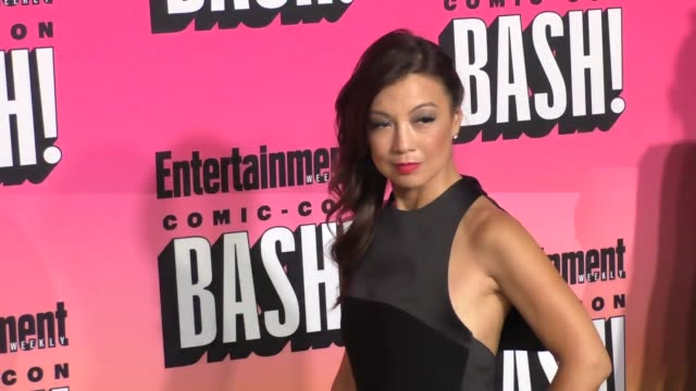 MingNa Wen at the Entertainment Weekly San Diego Comic Con Party