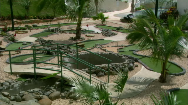 CS, Miniature golf course, Fajardo, Puerto Rico