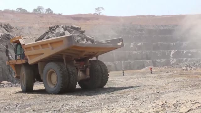 Mining is destroying the Katanga provinces ecosystem in the Democratic Republic of Congo by polluting the waters of the Katapula river where fish no...