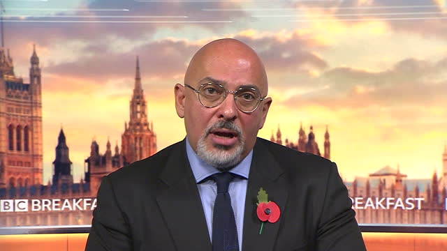 minister for business and industry nadhim zahawi talking about government investment in the northern powerhouse - {{relatedsearchurl(carousel.phrase)}} stock videos & royalty-free footage