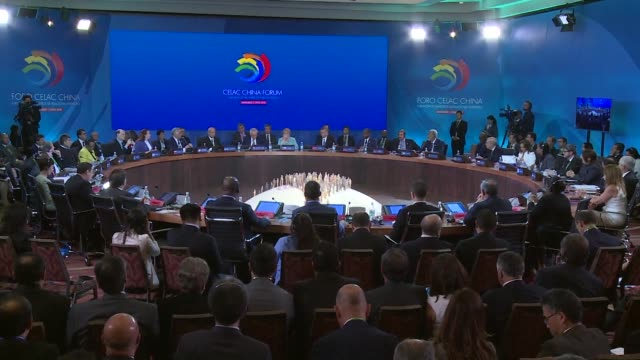 Ministers from Latin American countries of trade bloc CELAC and China gathered in Santiago Monday for their second meeting reaffirming a common...