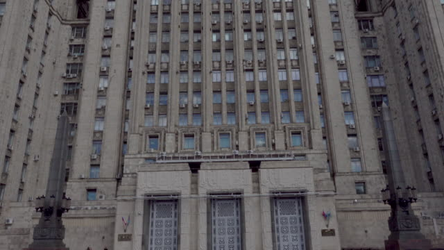 Ministry of Foreign Affairs in Moskow
