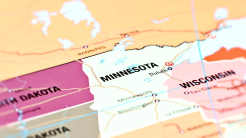 minnesota from usa states - north stock videos & royalty-free footage