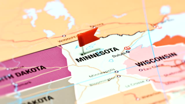 minnesota from usa states - minnesota stock videos & royalty-free footage