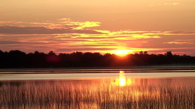 vidéos et rushes de lever de soleil du minnesota - minnesota
