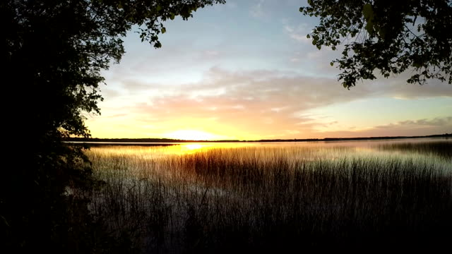 minnesota sunrise - minnesota stock videos & royalty-free footage