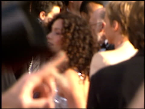 minnie driver at the 1998 screen actors guild sag awards at the shrine auditorium in los angeles california on march 8 1998 - minnie driver stock videos and b-roll footage