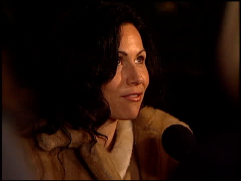 minnie driver at the gq magazine movie issue party on february 20 2002 - minnie driver stock videos and b-roll footage