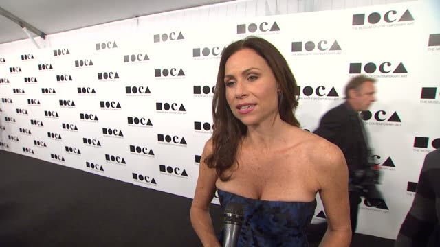 stockvideo's en b-roll-footage met minnie driver on why she wanted to attend this years gala looking forward to meeting marina and seeing debbie harry perform also talks about... - minnie driver