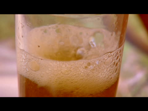 mint tea is poured into glass - food and drink stock videos & royalty-free footage
