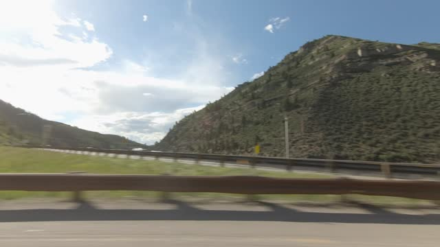minturn 6 synced series left highway 24 summer driving - number 6 stock videos & royalty-free footage