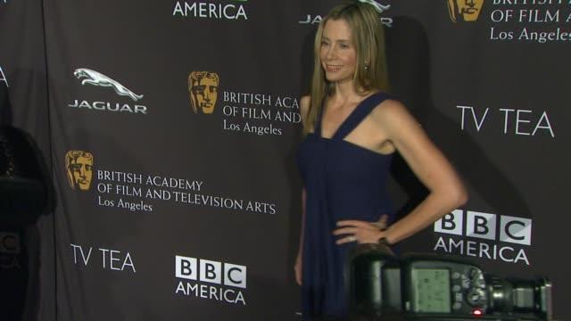 Mira Sorvino at BAFTA LA TV Tea 2014 Presented By BBC America and Jaguar in Los Angeles CA