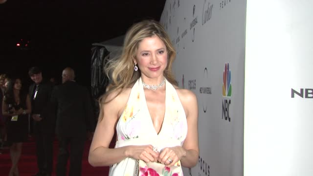 Mira Sorvino at the NBC Universal Pictures and Focus Features Golden Globes After Party P at Los Angeles CA