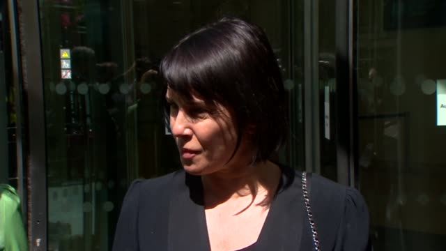 Judge awards record damages Sadie Frost speaking to press SOT When you lose trust in your friends your family its a very lonely place to be it wasn't...