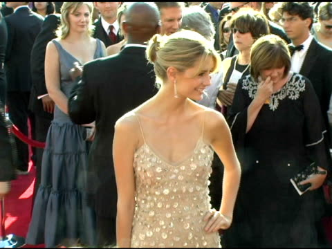 mischa barton at the 2005 emmy awards at the shrine auditorium in los angeles california on september 18 2005 - emmy awards stock videos & royalty-free footage