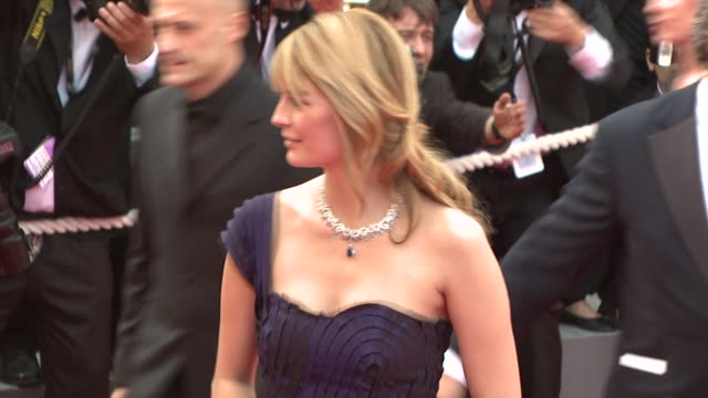 """stockvideo's en b-roll-footage met mischa barton at the """"blindness"""" screening at the palais in cannes on may 14, 2008. - internationaal filmfestival van cannes"""