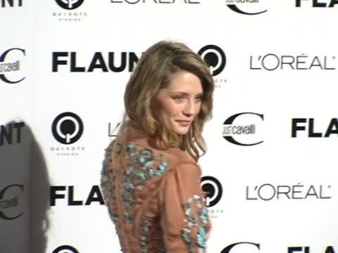 mischa barton at the just cavalli hosts flaunt magazines 6th year anniversary party at private residence in los angeles, ca. - mischa barton stock videos & royalty-free footage