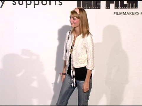 Mischa Barton at the Opening of Marc Jacobs' Three Los Angeles Stores at 8400 Melrose Place in Los Angeles California on March 17 2005