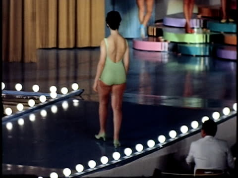 miss california beauty contest san francisco california usa - beauty contest stock videos & royalty-free footage