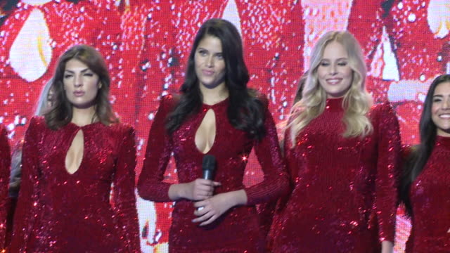 miss universe spain 2019 final gala - beauty contest stock videos & royalty-free footage