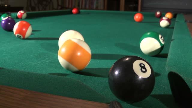 Missed Pool Shot