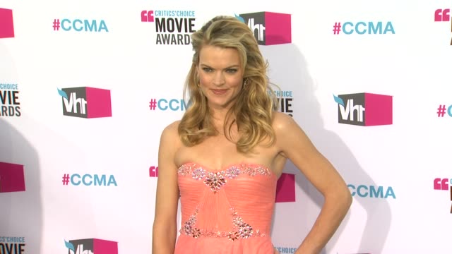 Missi Pyle at 17th Annual Critics' Choice Movie Awards on 1/12/12 in Hollywood CA