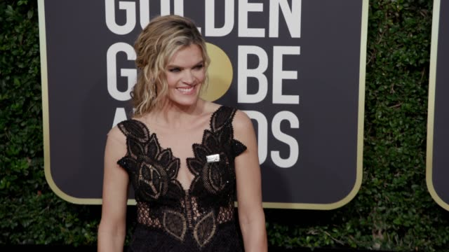 Missi Pyle at the 75th Annual Golden Globe Awards at The Beverly Hilton Hotel on January 07 2018 in Beverly Hills California