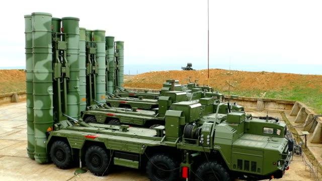 ミサイルベース - 核兵器点の映像素材/bロール