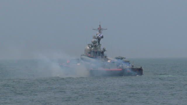 missile boat - army exercise stock videos and b-roll footage