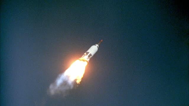WS LA Missile flying against sky
