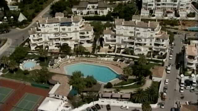 Police give details of new suspect T11050713 / Holiday complex in Praia da Luz where Madeleine McCann was abducted END LIB