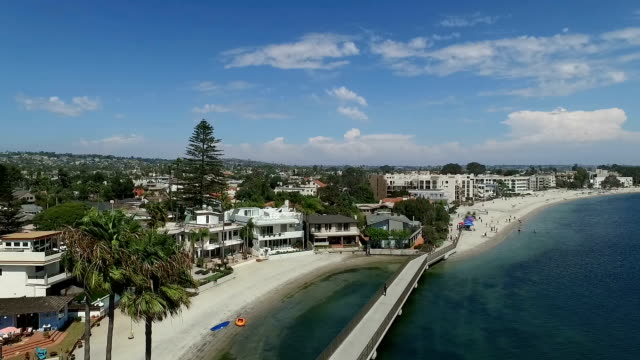 mission bay - san diego stock videos & royalty-free footage