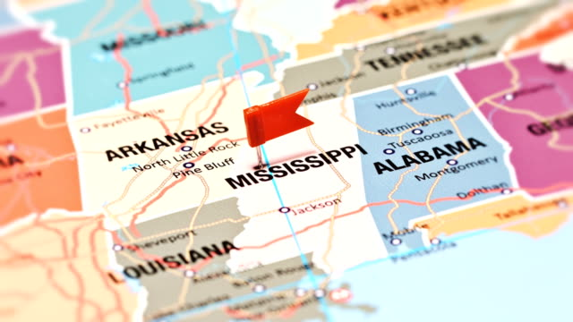 mississippi from usa states - jackson stock videos & royalty-free footage