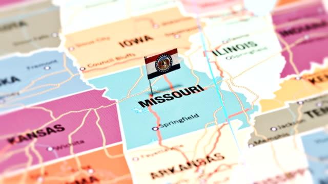 Missouri from USA States