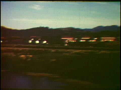 missouri naval warship passing through miraflores lock in panama canal panama - uss missouri stock videos and b-roll footage