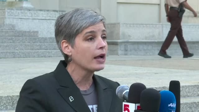 Missouri Planned Parenthood director M'Evie Mead denounces an extreme ban on abortion in the conservative Midwestern state Planned Parenthood a non...