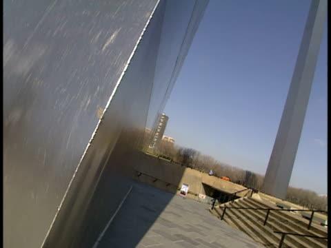 CU, TU, LA, USA, Missouri, St. Louis, Gateway Arch