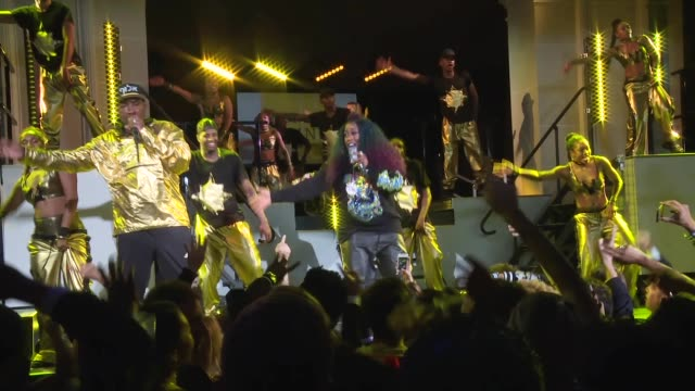 Missy Elliott at American Express And Pharrell Williams Host The Yellow Ball At The Brooklyn Museum In Support Of Arts Education Nationwide