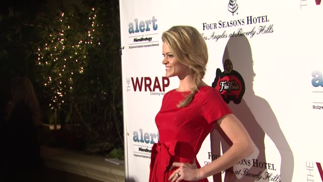 missy pyle at thewrap.com pre-oscar party on 2/22/2012 in beverly hills, ca. - oscar party stock videos & royalty-free footage