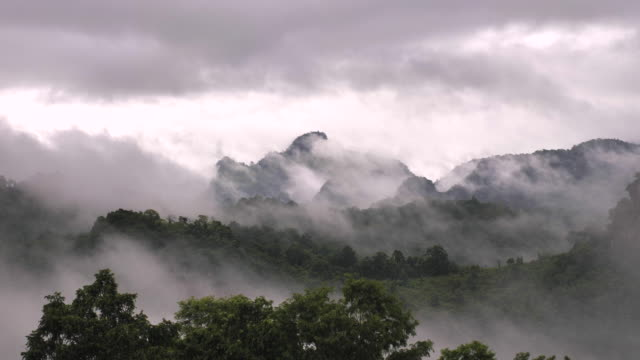 dimmiga bergen - nordamerika bildbanksvideor och videomaterial från bakom kulisserna