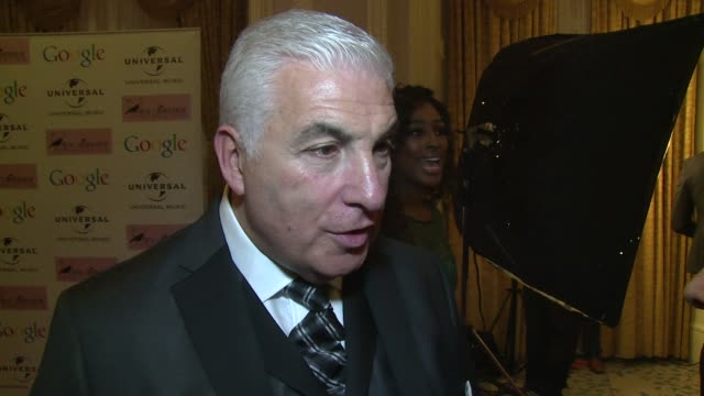 stockvideo's en b-roll-footage met interview mitch winehouse on the foundation amy his memories and his music at the amy winehouse foundation ball on 18th november 2014 in london... - middelenmisbruik