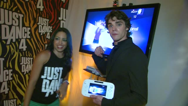 stockvideo's en b-roll-footage met mitte at entertainment weekly's 6th annual comic-con celebration sponsored by just dance 4 on 7/14/12 in san diego, ca. - entertainment weekly