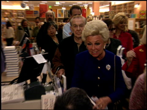 Mitzi Gaynor at the Book Signing of Ben Alba's 'Inventing Late Night' at Dutton's in Beverly Hills California on November 4 2005